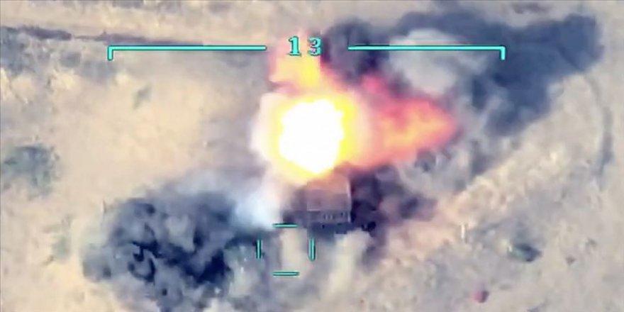 Azerbaycan, Berde'de sivilleri hedef alan Ermenistan'a ait Smerç füze sistemini imha etti