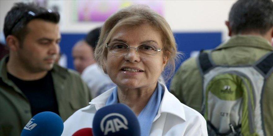 Eski başbakanlardan Tansu Çiller, Mesut Yılmaz için başsağlığı diledi