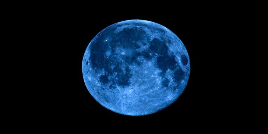 Mavi Dolunay, 76 yıl sonra dünyanın her yerinden görüntülenecek