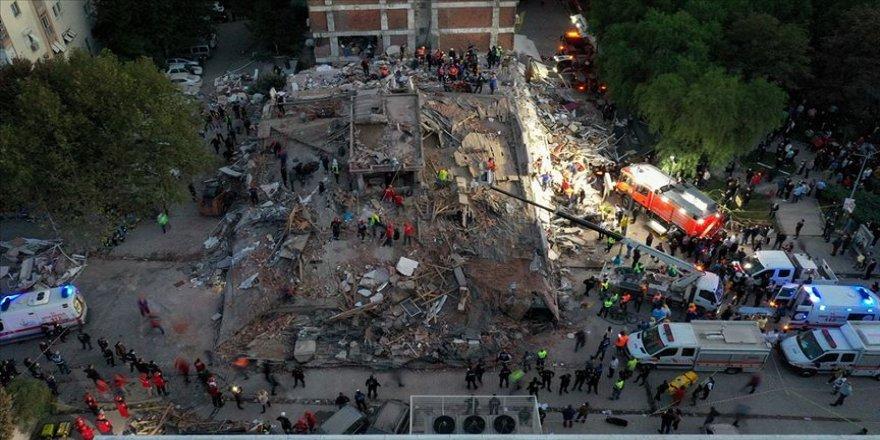 İzmir'deki depremle ilgili provokatif paylaşımlar için soruşturma başlatılacak