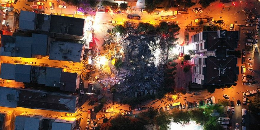 DSÖ: Deprem sonrası Türkiye ve Yunanistan'daki gelişmeleri yakından takip ediyoruz