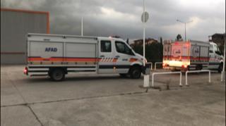 Kocaeli'deki arama kurtarma STK'ları da bölgede…VİDEO HABER