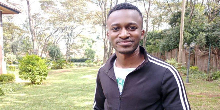 Türkiye mezunu Ahmed Musa, Kenya'da her hafta milyonları ekrana kilitliyor