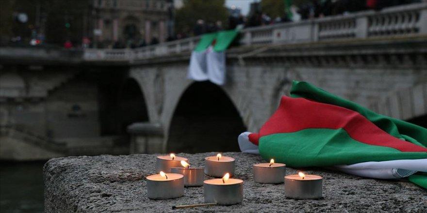 Cezayir'in Fransa'ya karşı zorlu bağımsızlık mücadelesinin 66. yılı