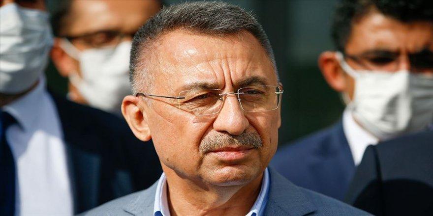 Cumhurbaşkanı Yardımcısı Oktay depremin meydana geldiği İzmir'e gidiyor