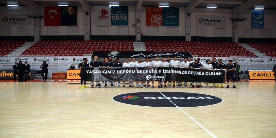 Aliağa Petkimspor Galatasaray'ı Rahat Geçti