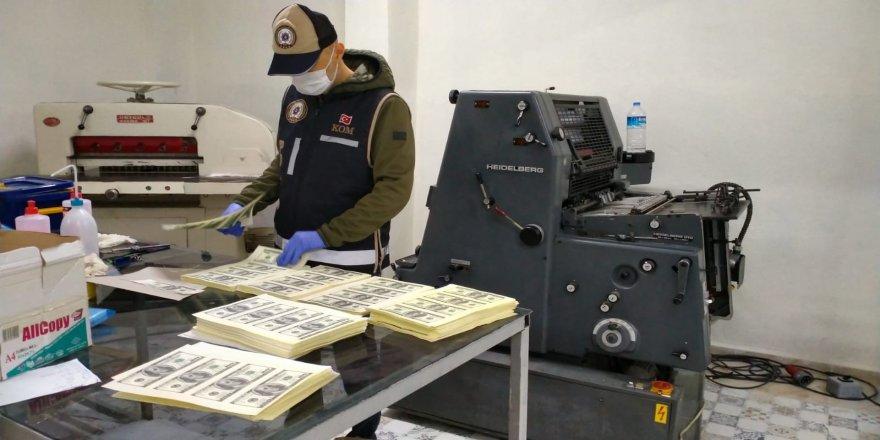 Kocaeli'de kalpazan çetesine operasyon: 5 gözaltı