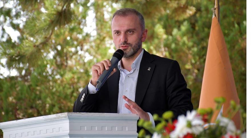 AK Parti Genel Başkan Yardımcısı Kandemir: Önümüzdeki haftadan itibaren kongre sürecimize ara verilecek