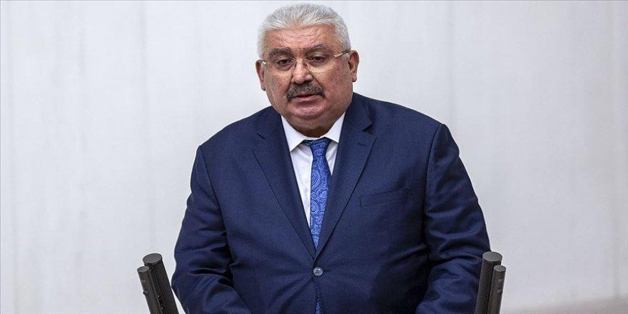 MHP Genel Başkan Yardımcısı Yalçın'dan CHP'ye tepki