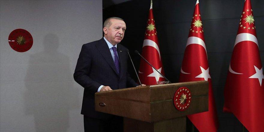 'Özel Yeteneklilere İlişkin Cumhurbaşkanlığı Politika Belgesi Taslağı' Erdoğan'a sunuldu