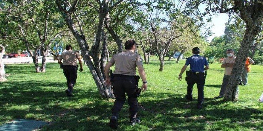 """""""Güvenli Park Bahçe Uygulaması"""" gerçekleştirildi"""