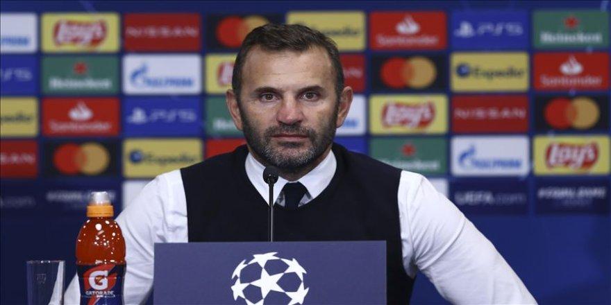Medipol Başakşehir Teknik Direktörü Buruk: Bundan sonraki maçlarda da şansımızın olduğunu ortaya koyduk