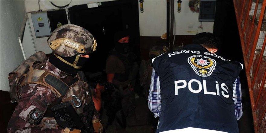Kocaeli merkezli 13 ilde kamuyu zarara uğrattıkları iddiasıyla 70 şüpheliye yönelik operasyon başlatıldı