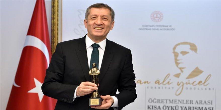 'Hasan Ali Yücel Öykü Yarışması' ödülleri sahiplerini buldu