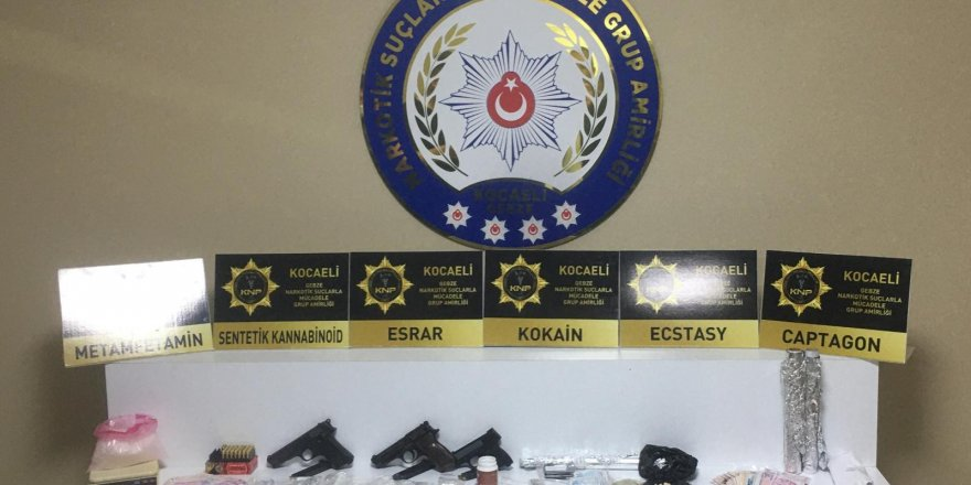 "Kocaeli'de ""torbacı"" operasyonu: 9 tutuklama"