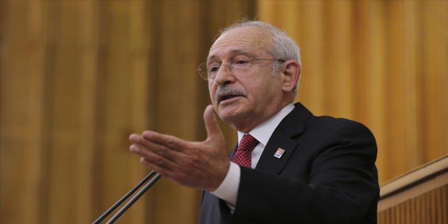 Kılıçdaroğlu: Gemimize yaptıkları baskın dolayısıyla Almanya'yı da İtalya'yı da şiddetle kınıyoruz