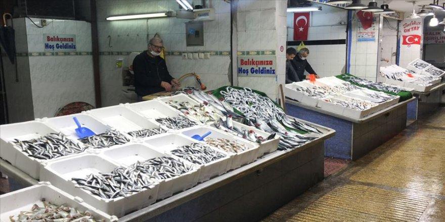 Batı Karadeniz'de balığın azalması fiyatları artırdı