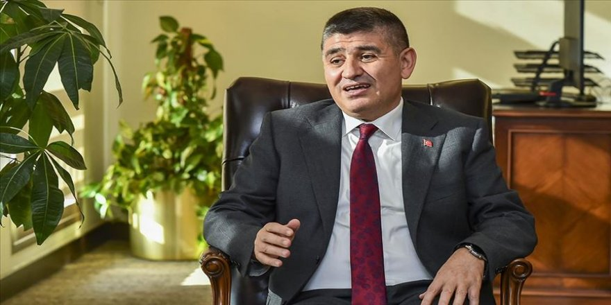 Türkiye'nin Doha Büyükelçisi: Türkiye ve Katar kazan-kazan prensibine dayalı iş birliklerinin en iyi örneğini sunuyor