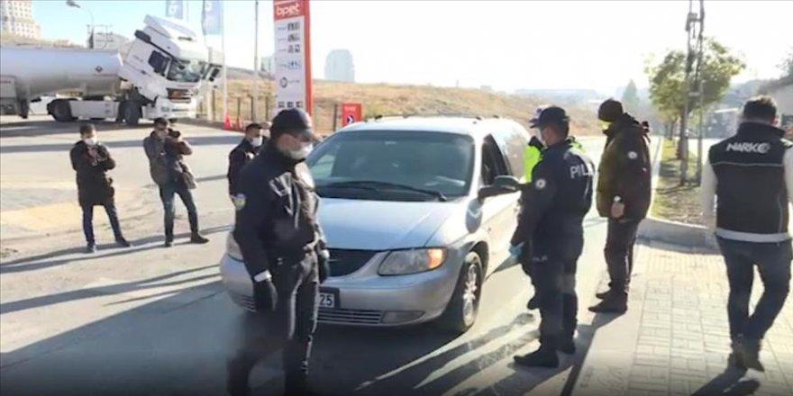 Ankara emniyeti 'Çinçin'de uyuşturucuya geçit vermiyor