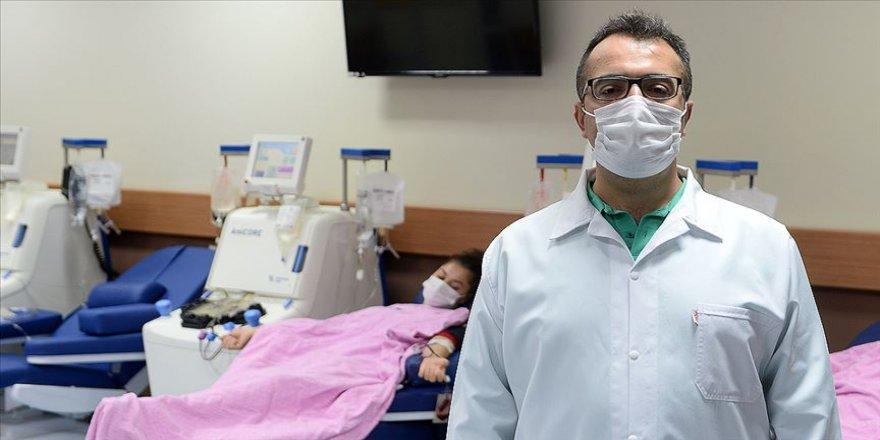Malatya'da toplanan immün plazmalar 700 Kovid-19 hastasına şifa oldu