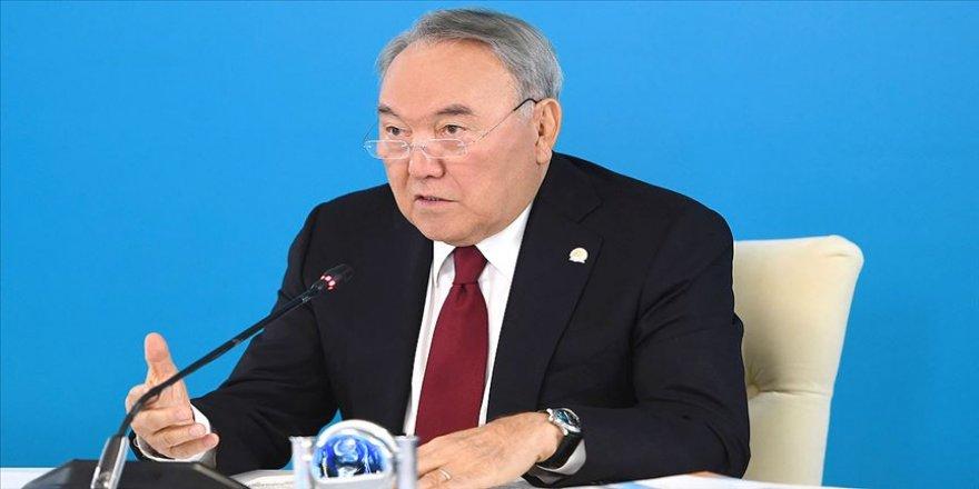 Nazarbayev'den Batılı ülkelere 'çifte standart' eleştirisi