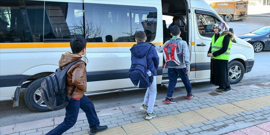 Özel eğitim okuluna kayıtlı öğrencilerle özel eğitime ihtiyacı olmayan kardeşler aynı araçla taşınabilecek