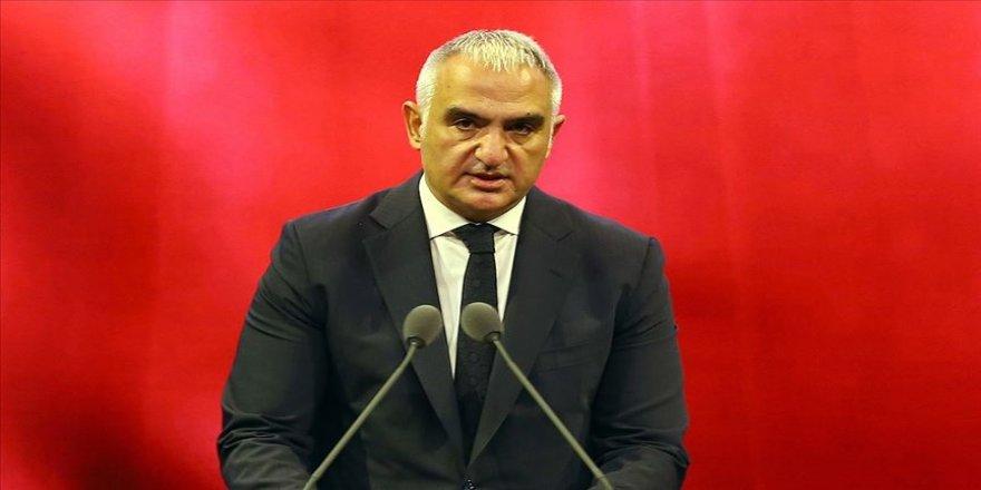 Kültür ve Turizm Bakanı Ersoy: AKM'de artık montaj aşamasındayız