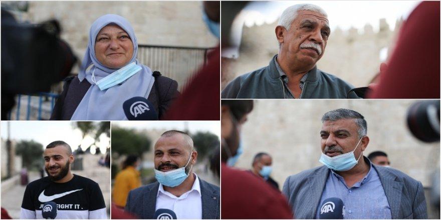 Filistinliler Netanyahu ile Bin Zayid'in Nobel Barış Ödülü'ne aday gösterilmesine tepkili