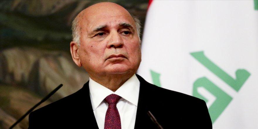 Irak Dışişleri Bakanı: Irak'a İsrail ile normalleşme hamlesi sunulmadı