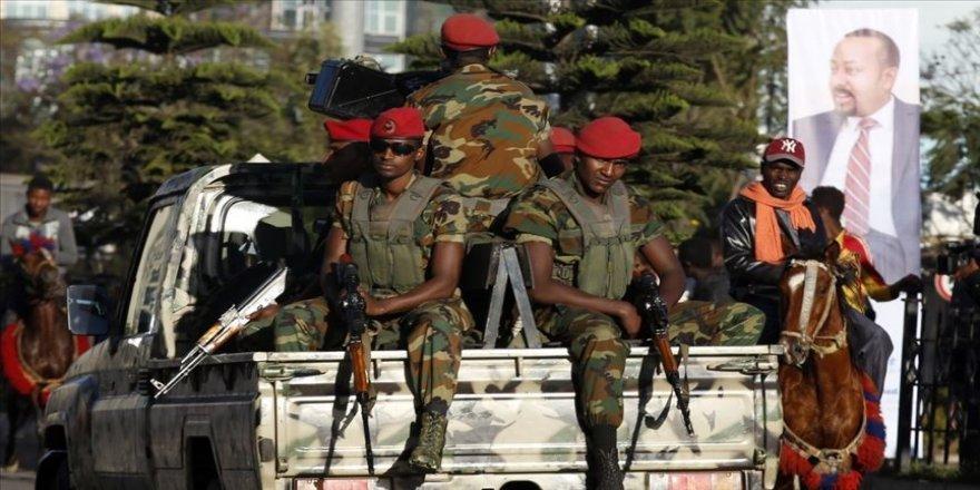 Etiyopya ordusu, Tigray eyaletinin başkenti Mekelle'ye yönelik askeri operasyona başladı