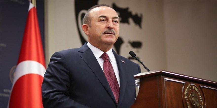 Bakan Çavuşoğlu: Turizm bugün Türk diplomasisinin en önemli başlıklarından biri
