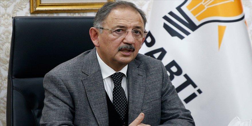 AK Parti'li Özhaseki'nin koronavirüs tedavisi hastanede devam edecek