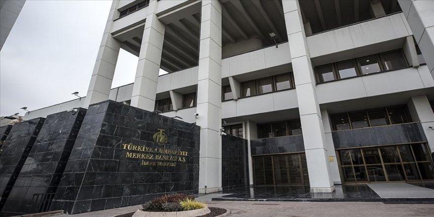 TCMB'nin resmi rezerv varlıkları ekimde arttı