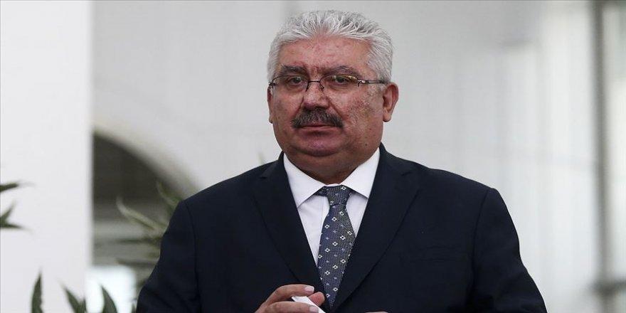 Yalçın: MHP, Cumhur İttifakı'nın siyaset ötesi yüksek hedeflerine katkıda bulunmaya devam edecek