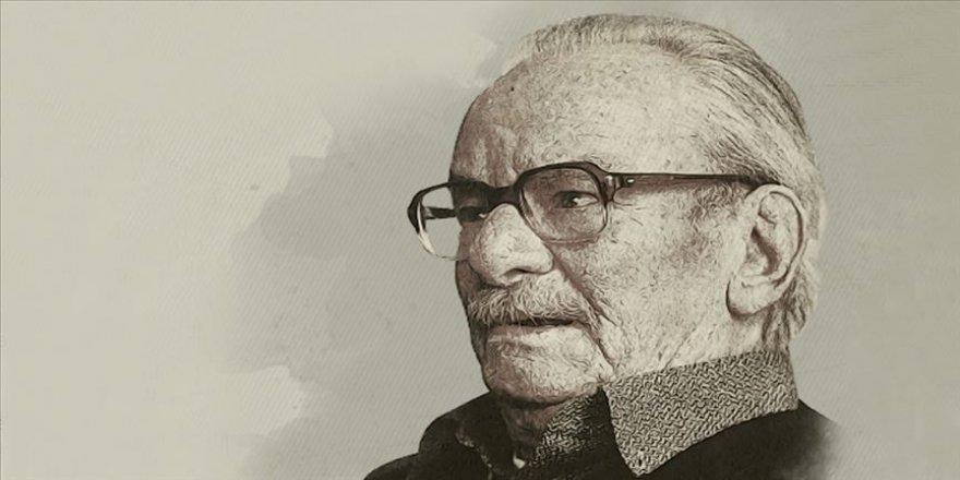 Evrensel değerleri kalemine yansıtan şair ve yazar: Melih Cevdet Anday