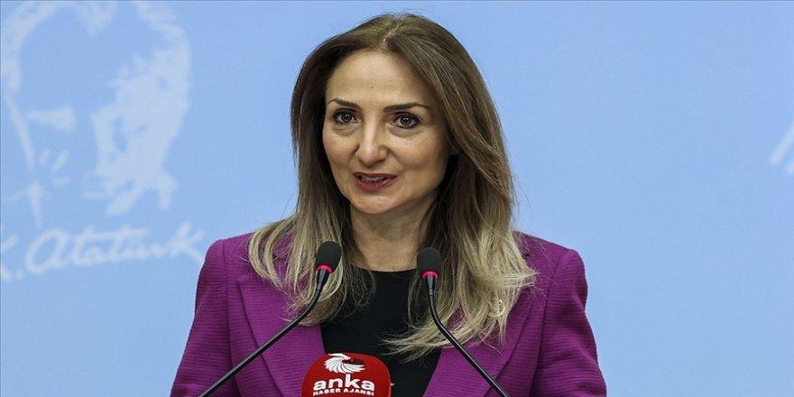 CHP Kadın Kolları Genel Başkanı Nazlıaka: Şiddet mağduru olan kadınların yanında yer alıyoruz