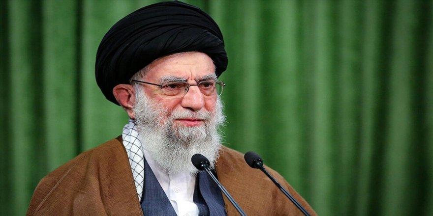 İran lideri Hamaney: Failler ve azmettiriciler kesin olarak cezalandırılmalıdır