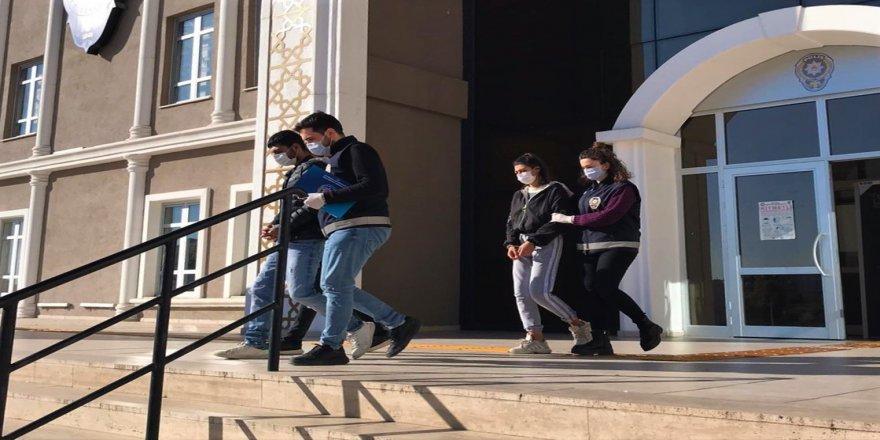 Çayırova'da şantiyeden malzeme çalan 2 hırsız polise yakalandı