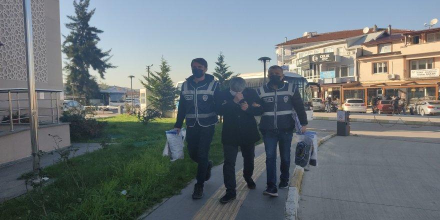 Kocaeli'de 6 ayrı evi soyan hırsız tutuklandı