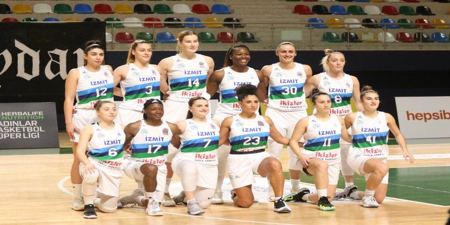 Kadın Basketbol Takımı'nda Covid-19 şoku yaşanıyor