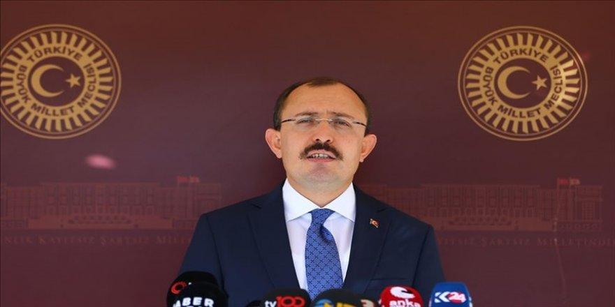 AK Parti Grup Başkanvekili Muş: Türk milleti için ordu, bayrak, vatan kutsaldır, alınıp satılmaz
