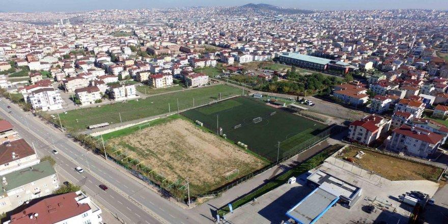 """""""Nene Hatun Stadı ve tesisleri yenileniyor"""""""