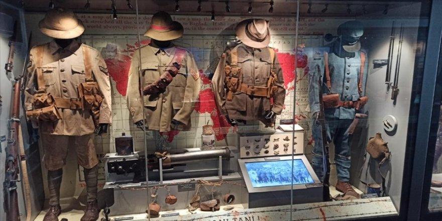 Çanakkale Savaşları Mobil Müzesi Osmaniye'de ziyarete açıldı