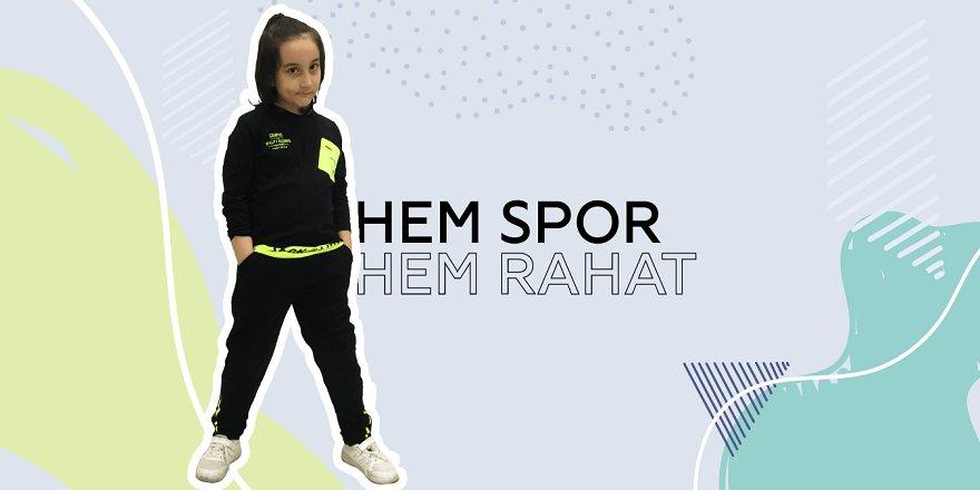 Çocuk Modasının Kalbi Bella Giyim'de Atıyor