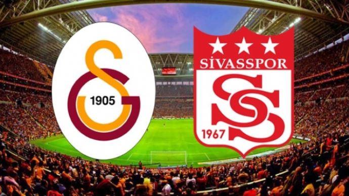 Galatasaray, Medicana Sivasspor'dan 3 Puanı Aldı