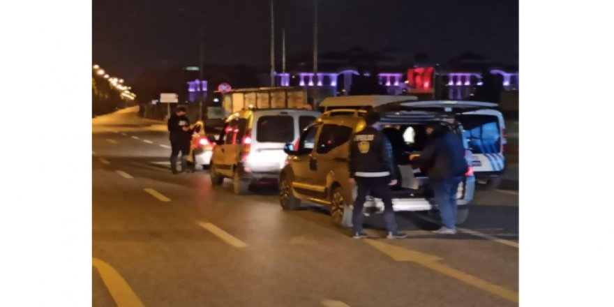Kocaeli'de Karantina ihlali yapan şahıslar yakalanmaya devam ediyor