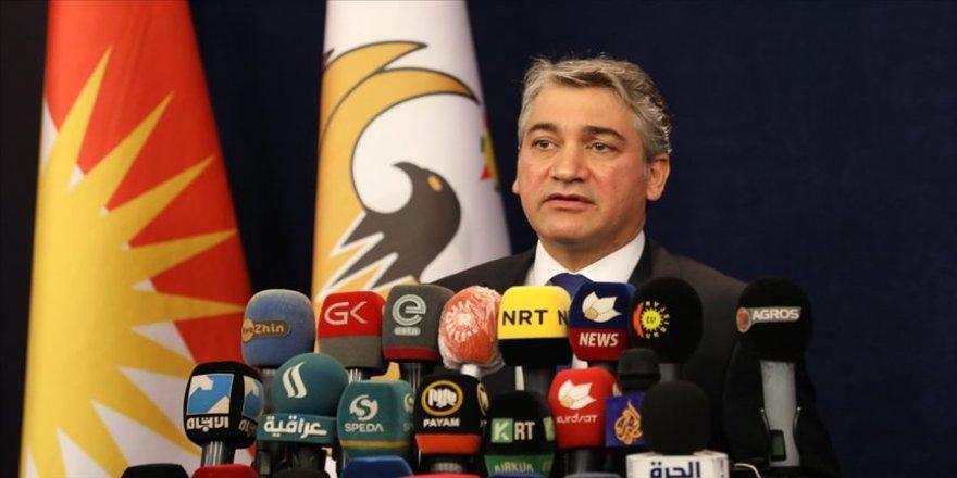 IKBY Hükümet Sözcüsü, PKK'yı bölgeden çıkaracak Sincar Anlaşması'na bağlı olduklarını yineledi