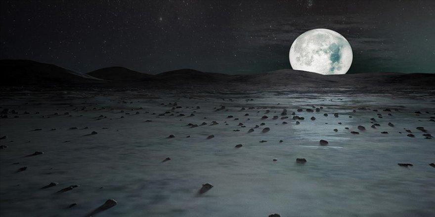 Çin'in örnek toplamak üzere fırlattığı 'Chang'e 5' uzay aracı Ay'a indi