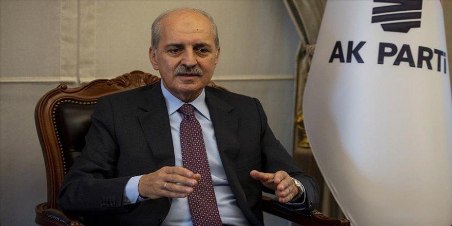 AK Parti'li Kurtulmuş'tan Kılıçdaroğlu'nun açıklamalarına tepki: Sözler akıl, izan ve siyasi ahlak dışı