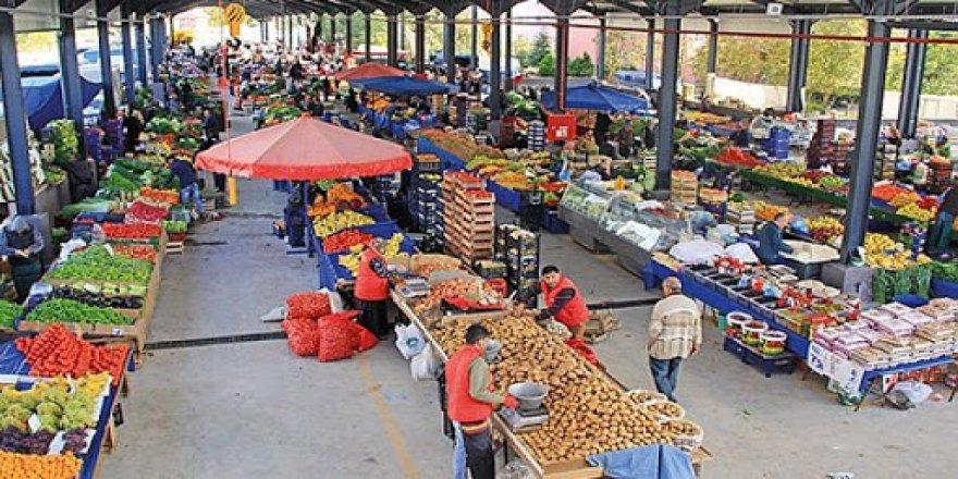 Gebze'de kurulan semt pazarlarının günü değiştirildi